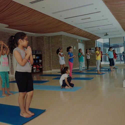 book yoga class online dubai